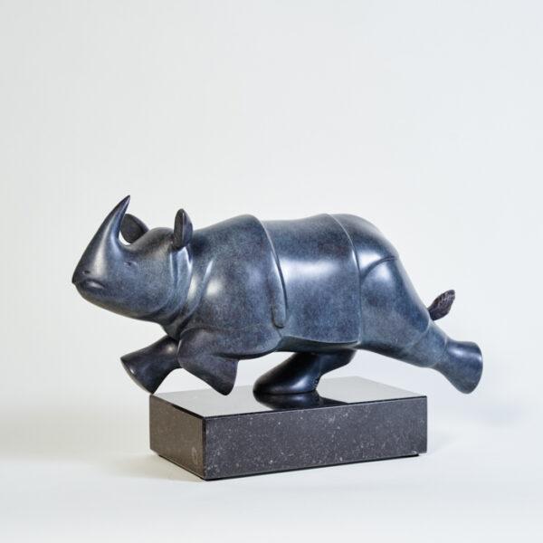 EDH rennende neushoorn (2)