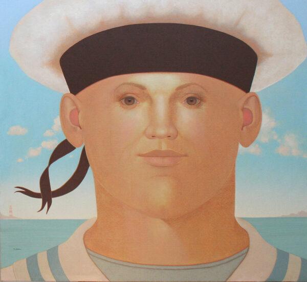Sailor LR 123 x 133 cm